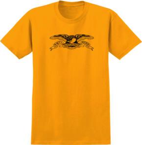 ANTI HERO BASIC EAGLE GOLD W/ BLACK PRINT