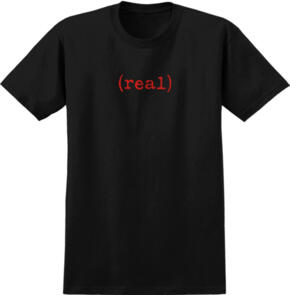 REAL LOWER BLACK W/ RED PRINT