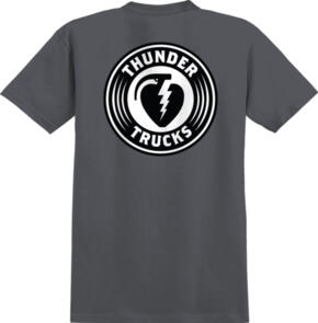 THUNDER CHARGED GRENADE CHARCOAL W/ BLACK & WHITE PRINTS