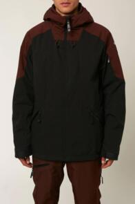 ONEILL SNOW 2021 TOTAL DISORDER JACKET BLACK OUT
