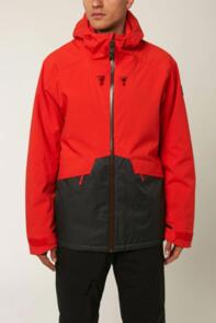 ONEILL SNOW 2021 QUARTZITE JACKET FIERY RED
