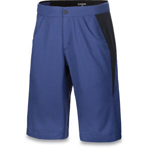 DAKINE WOMENS SIREN SHORT CROWN BLUE