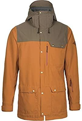 DAKINE WYEAST JACKET GINGER/TARMC