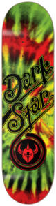 DARKSTAR INSIGNIA YOUTH RASTA 7.25
