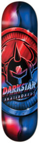 DARKSTAR ANODIZE HYB 8.0 RED/BLUE