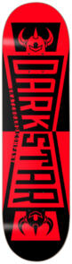 DARKSTAR DIVIDE RHM 7.75 BLACK/RED