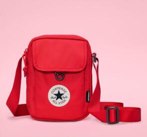 CONVERSE CROSS BODY BAG UNI RED