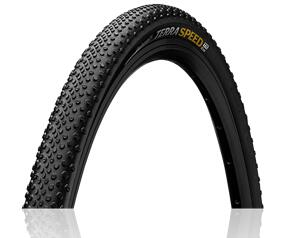 CONTINENTAL BIKE CONTI.TERRA SPEED 700X35 PROTECTION_TLR BLACK CHILLI 0101693
