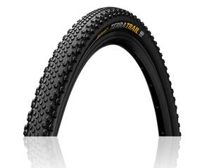 CONTINENTAL BIKE CONTI.TERRA TRAIL 700X40 PROTECTION_TLR BLACK CHILLI  0101697