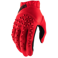 100% 2020 AIRMATIC GLOVES RED/BLACK YOUTH