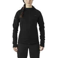 GIRO WOMENS AMBIENT JACKET BLACK