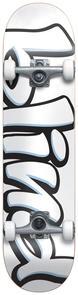 BLIND DRAMA MAMA SOFT WHEELS COMPLETE WHITE 7.5