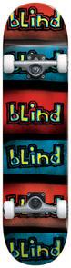 BLIND REFLECTIVE COMPLETE RED BLACK BLUE 7.6
