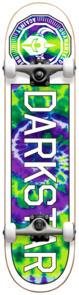 DARKSTAR TIMEWORKS COMPLETE 8.25FU GREEN TIE-DYE