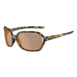 TIFOSI SWOON LEOPARD, BROWN POLARIZED LENS
