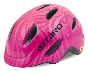 GIRO 2021 YOUTH SCAMP MIPS BRIGHT PNK/PEARL