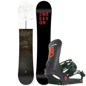 ENDEAVOR SNOWBOARDS 2021 LIVE NATION DUSK