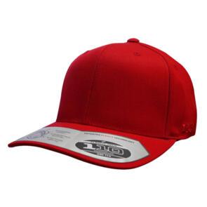 FLEXFIT 110 RED PERMA CURVE