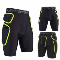 ONEAL TRAIL SHORTS LIME/BLK