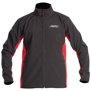 RST SOFTSHELL 3 LAYER JACKET [BLACK]