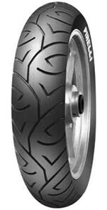 PIRELLI SPORT DEMON 130-90~V-17-V [NO COLOUR] 17