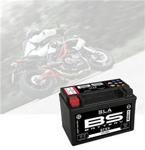 BS BATTERY BS SLA BATTERY BB9-B (FA) (YB9-B)