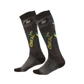 ONEAL PRO 22 SOCK VILLAIN GRY/