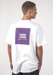 THING THING SS TEE WHITE BOX