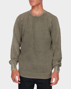 BILLABONG EAST SWEATER MILITARY