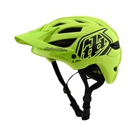 TROY LEE DESIGNS 2020 A1 AS HELMET DRONE FLO YELLOW / BLACK  YOUTH