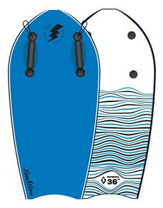 BOM BORA BODYBOARD BB KID TOWABLE 36