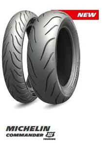 MICHELIN COMMANDER 3 130/70 B18