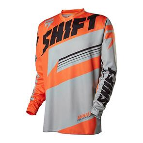 SHIFT ASSAULT JERSEY [ORANGE]