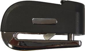X-TECH ALARM DISC LOCK - 10MM PIN