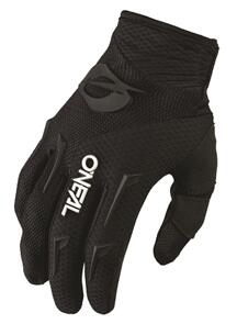 ONEAL 2022 ELEMENT GLOVES - BLACK (YOUTH)