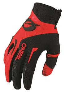 ONEAL 2022 ELEMENT GLOVES - RED/BLACK