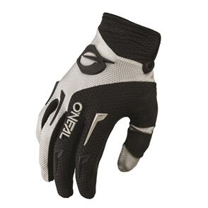 ONEAL 2022 ELEMENT GLOVES - GRAY/BLACK (ADULT)