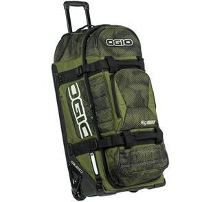 OGIO RIG 9800 GEARBAG GRN MTRX