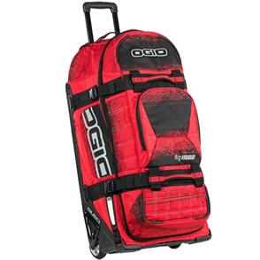 OGIO RIG 9800 GEARBAG RED NOIS