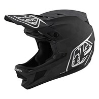 TROY LEE DESIGNS 2020 D4 AS CARBON STEALTH BLACK / SILVER