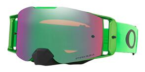 OAKLEY FRONT LINE - MOTO GREEN MX GOGGLES WITH PRIZM JADE LENS