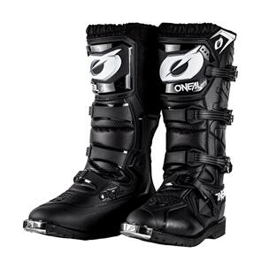 ONEAL 2021 YOUTH RIDER PRO BOOT BLACK
