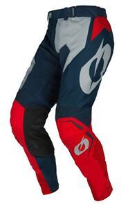 ONEAL 2022 HARDWEAR PANTS - AIR SLAM - BLUE/RED (ADULT)