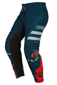ONEAL 2022 ELEMENT PANTS - SQUADRON - TEAL/GRAY (ADULT)