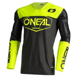 ONEAL 2022 MAYHEM COMBO HEXX - BLACK/YELLOW (YOUTH)