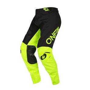ONEAL 2022 MAYHEM PANTS  - HEXX - BLACK/YELLOW (YOUTH)