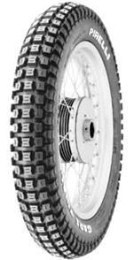 PIRELLI MT43 TRIALS 4.00~18-TL [NO COLOUR] 18