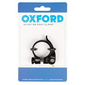 OXFORD SEAT CLAMP QR ALLOY 34.9MM (EA)
