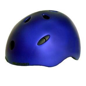AEROGO HELMET AEROGO BMX MATTE BLUE