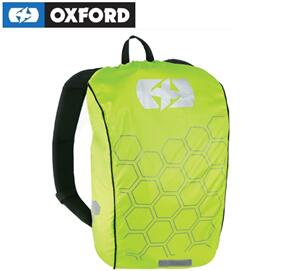 OXFORD SAFETY BACKPACK COVER YELLOW RE101Y (EA)